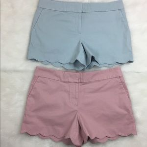 Ann Taylor Loft Riviera Shorts Size 10 Lot of 2